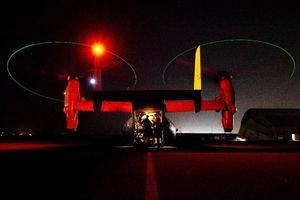 Máy bay quân sự Mỹ bị phá hủy tại căn cứ Iraq trong cuộc tấn công của Iran?