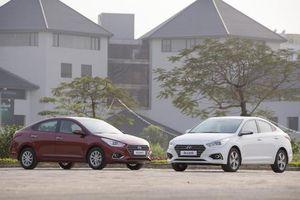 Hyundai SantaFe có mức tăng trưởng doanh số gần gấp đôi năm 2019