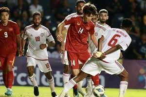U23 Việt Nam hòa U23 UAE: Thế trận chắc chắn!