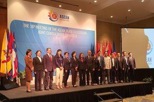 Minh bạch hóa thủ tục hải quan để cắt giảm chi phí giao dịch thương mại nội khối ASEAN