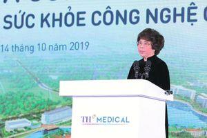 Xây dựng 'kiềng 3 chân' vì sức khỏe người Việt