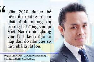 Dự cảm bất động sản 2020 (KỲ III): Doanh nghiệp thay đổi chiến lược, làm dự án nào chắc dự án đó