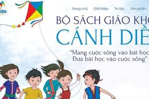 Giáo viên, phụ huynh được tham khảo miễn phí SGK Cánh Diều trên mạng Internet