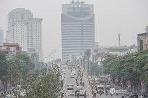 Hà Nội: Chất lượng không khí trong tuần thường xuyên ở mức trung bình và kém