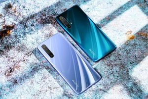 Realme ra mắt Realme X50 5G