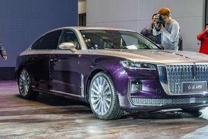 Ô tô nội địa Trung Quốc Hongqi H9 có gì để 'thách đấu' bộ 3 xe sang Đức?