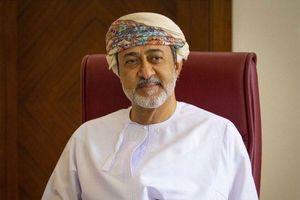 Oman có Quốc vương mới
