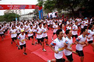 BSR: Giải chạy Việt dã lan tỏa tinh thần 'chạy vì sức khỏe'