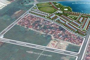 Thanh tra việc đổi đất lấy hạ tầng tại huyện Việt Yên