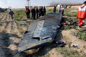 Iran giải thích lý do dẫn tới vụ bắn nhầm máy bay