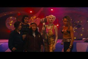 Birds Of Prey tung trailer cuối Harley Quinn vui chơi tới bến