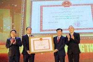 Huyện Lạng Giang (Bắc Giang): Đón bằng công nhận đạt chuẩn Nông thôn mới và Huân chương lao động hạng Ba