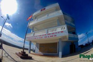 Những 'Nhà văn hóa Hà Nội' ở giữa Trường Sa