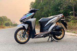 Honda Vario 150 độ phong cách nhẹ nhàng bằng dàn đồ chơi cực chất