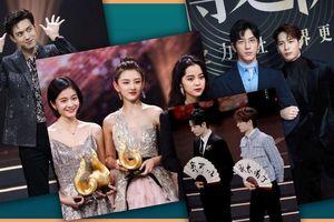 Đêm hội Weibo 2019: Dương Tử giúp Tiêu Chiến chụp ảnh cùng fan nhí, Thẩm Đằng cưng chiều Vương Nguyên, Vương Gia Nhĩ khoác tay Tỉnh Bách Nhiên đi thảm đỏ