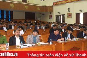 Huyện Như Xuân tập trung chuẩn bị đại hội đảng bộ các cấp