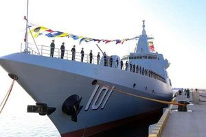 Biên chế tàu khu trục tối tân: Trung Quốc tạo 'bước nhảy vọt' cho hải quân