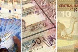Đồng tiền của nước nào đắt giá nhất thế giới?