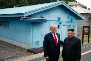 Căng thẳng cao độ với Iran, Mỹ bất ngờ chìa tay với Triều Tiên