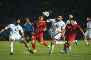 Hòa U23 Jordan, U23 Việt Nam gặp khó trong trận đấu tiếp theo