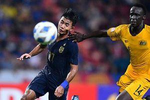 Bộ ba ngôi sao tấn công của U23 Thái Lan chạy đua với thời gian trước trận quyết chiến với U23 Iraq