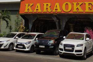 Quán karaoke ở Cần Thơ mua Audi, Lexus đưa khách ăn nhậu về nhà miễn phí