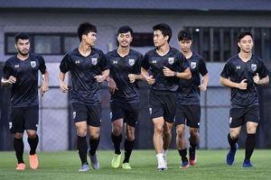 U23 Thái Lan đối mặt thử thách cực đại trước trận gặp Iraq