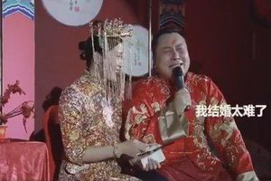 Chú rể bật khóc vì bị kiểm tra tiếng Anh trong đám cưới