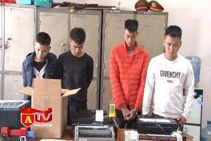 Công an quận Long Biên triệt xóa đường dây sản xuất, buôn bán giấy tờ giả quy mô lớn