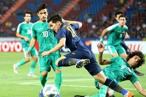 U-23 Thái Lan vượt mặt Iraq vào tứ kết U-23 châu Á