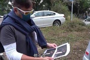 Tài tử TVB bẽ bàng khi xem ảnh ngoại tình của vợ trẻ