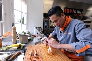Phở tôm hùm giúp đầu bếp Việt thắng giải đấu ẩm thực tại Pháp