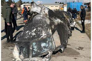 Iran hứa trừng phạt tất cả những người liên quan đến thảm kịch bắn nhầm máy bay Boeing 737