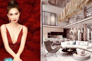 Hé lộ nội thất 'sang chảnh' trong biệt thự 50 tỷ của Ngọc Trinh