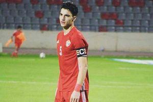 Danh tính cầu thủ U23 Jordan 'sáng nhất' sau trận gặp U23 Việt Nam
