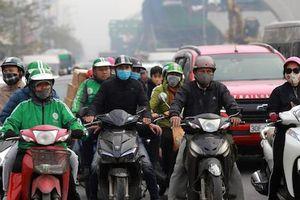 Hà Nội lại ô nghiễm không khí nghiêm trọng, ở mức nguy hại cho sức khỏe