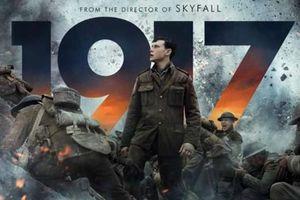 Phim chiến tranh 1917 thắng lớn tại rạp sau khi thắng giải Quả Cầu Vàng và tiến thẳng tới Oscar