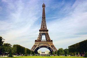 Bật mí những sự thật bất ngờ về tháp Eiffel