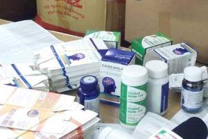Hà Nội: Thu giữ hảng nghìn hộp thuốc giả