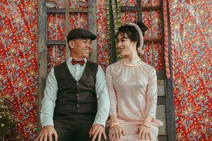 Đám hỏi theo phong cách 'ông bà anh', cặp đôi Lâm Đồng được dân tình hết lời khen ngợi