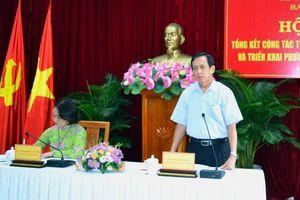 Tham mưu tổ chức thành công đại hội Đảng các cấp