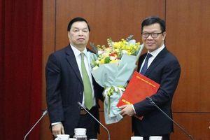 Đồng chí Tống Văn Thanh được bổ nhiệm Phó Vụ trưởng Vụ Báo chí - Xuất bản