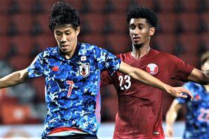 Highlights U23 châu Á 2020: Qatar 1-1 Nhật Bản