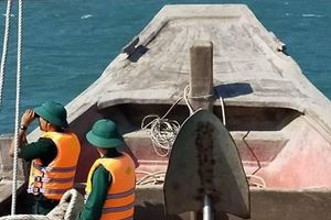 Tích cực tìm kiếm ngư dân mất tích trên biển tại Cà Mau