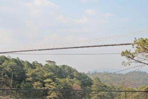 Cầu kính dài hơn 220m không phép ở Thung lũng Tình yêu: Ai là chủ đầu tư?