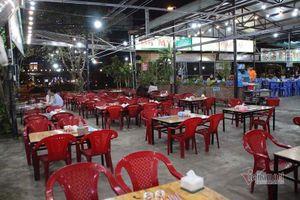 Vắng như 'Chùa Bà Đanh', quán nhậu ở Đà Nẵng kêu giời sau Nghị định 100