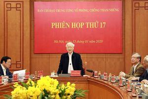 Yêu cầu kết thúc 'đại án' Gang thép Thái Nguyên, VN Pharma trong năm 2020