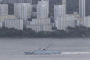 Vì sao hải quân Trung Quốc ngừng đóng tàu hộ tống?