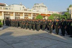 Vì sao Bộ Công an tăng cường 400 Cảnh sát cơ động cho Công an tỉnh Đồng Nai?
