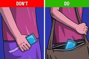 5 thói quen đầy nguy hại ai cũng mắc phải khi dùng smartphone